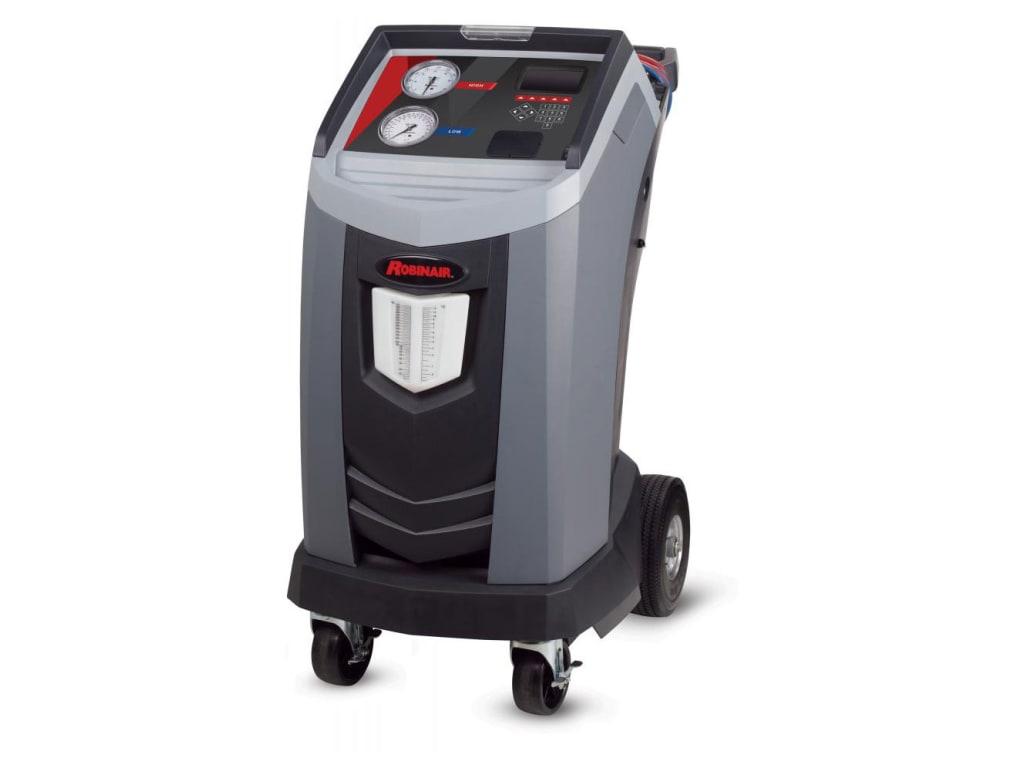 Robinair Ac Machine >> Robinair 34788ni Advanced R 134a Refrigerant Recovery Recycling And Recharging Machine