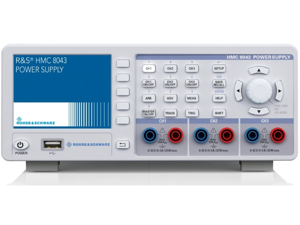 Rohde & Schwarz HMC8043-G Power Supply | TEquipment