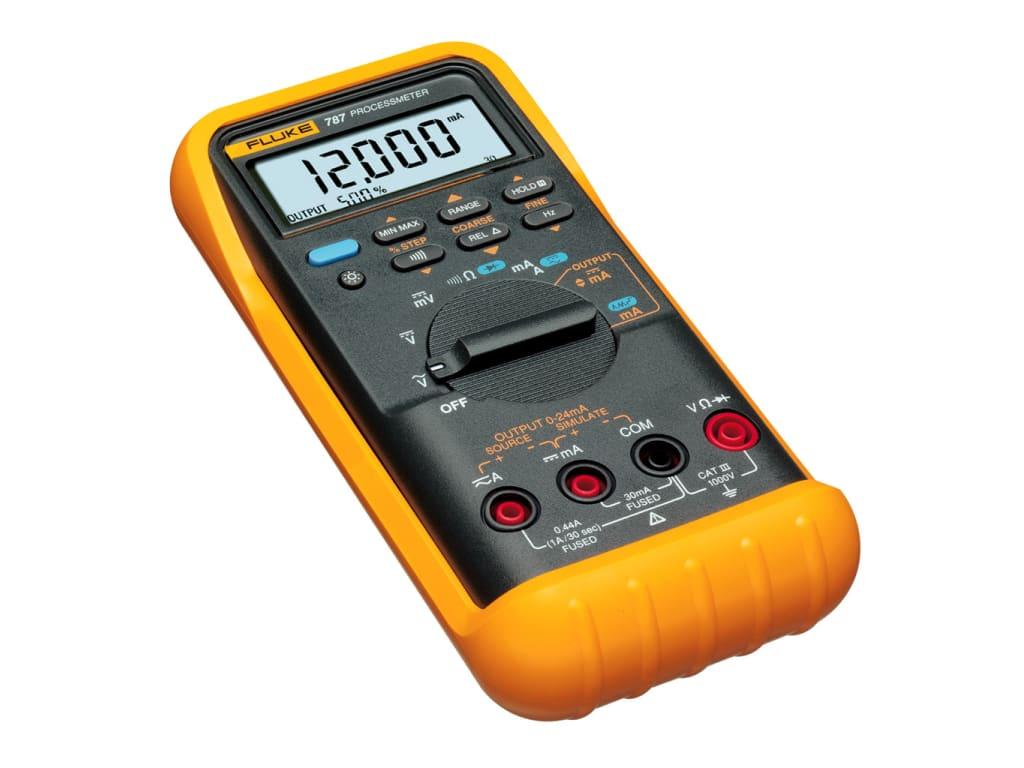 fluke 787 process meter user manual