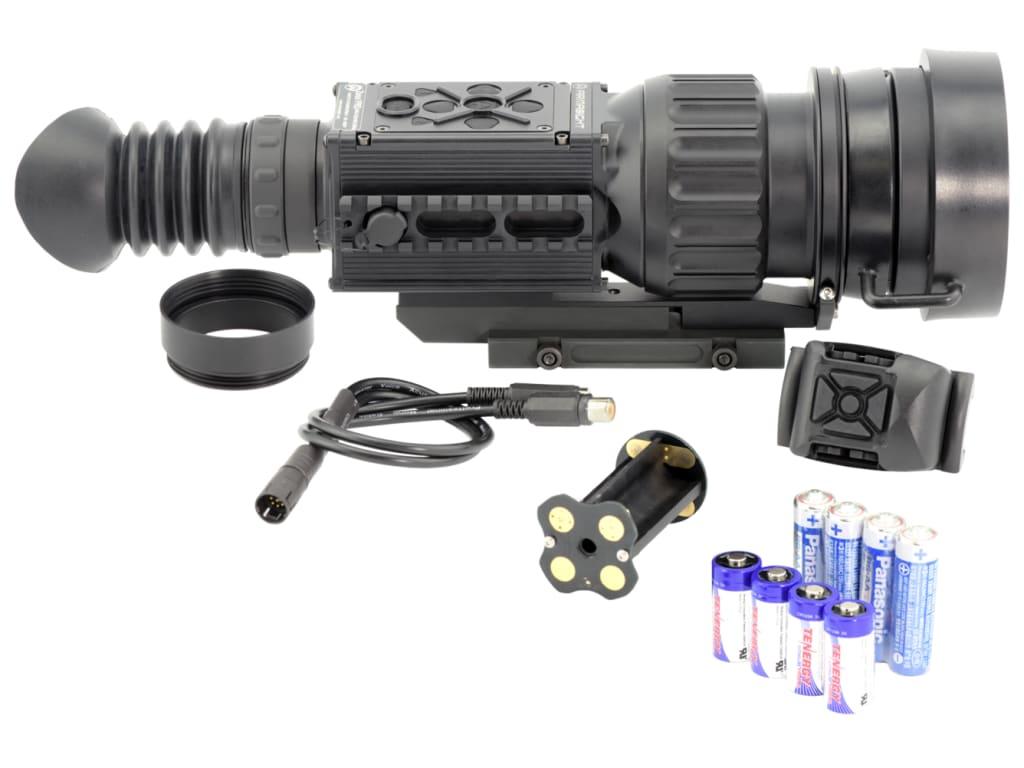 FLIR Armasight Zeus Pro Review