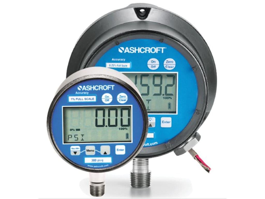 Ashcroft 2074 Process Pressure Gauges - Configure Model