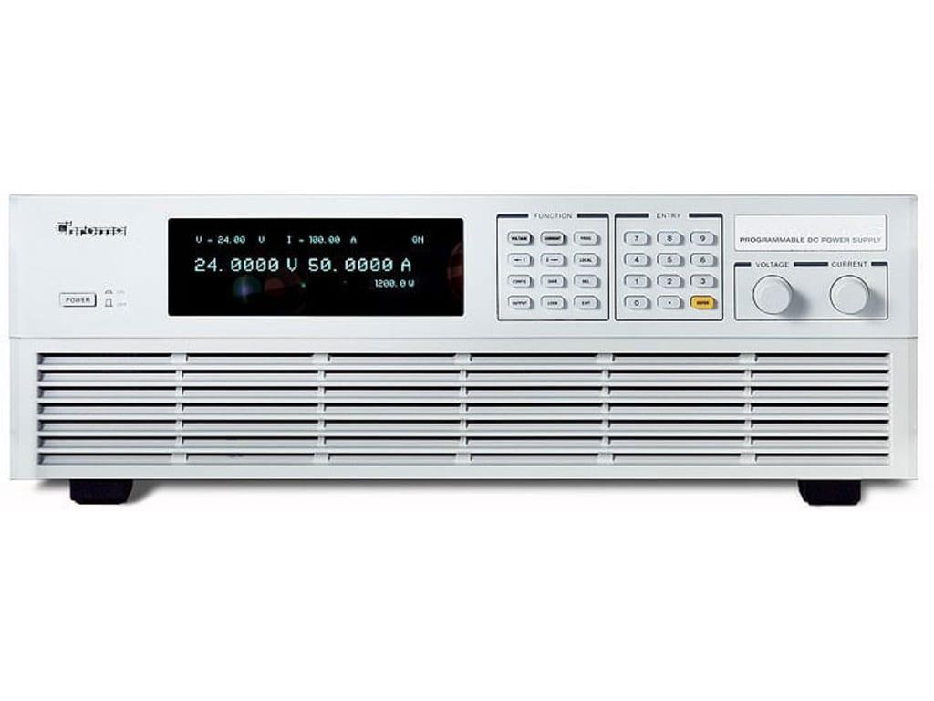 Chroma 62100H-600S-220V Programmable DC Power Supply 600V/17A/10KW