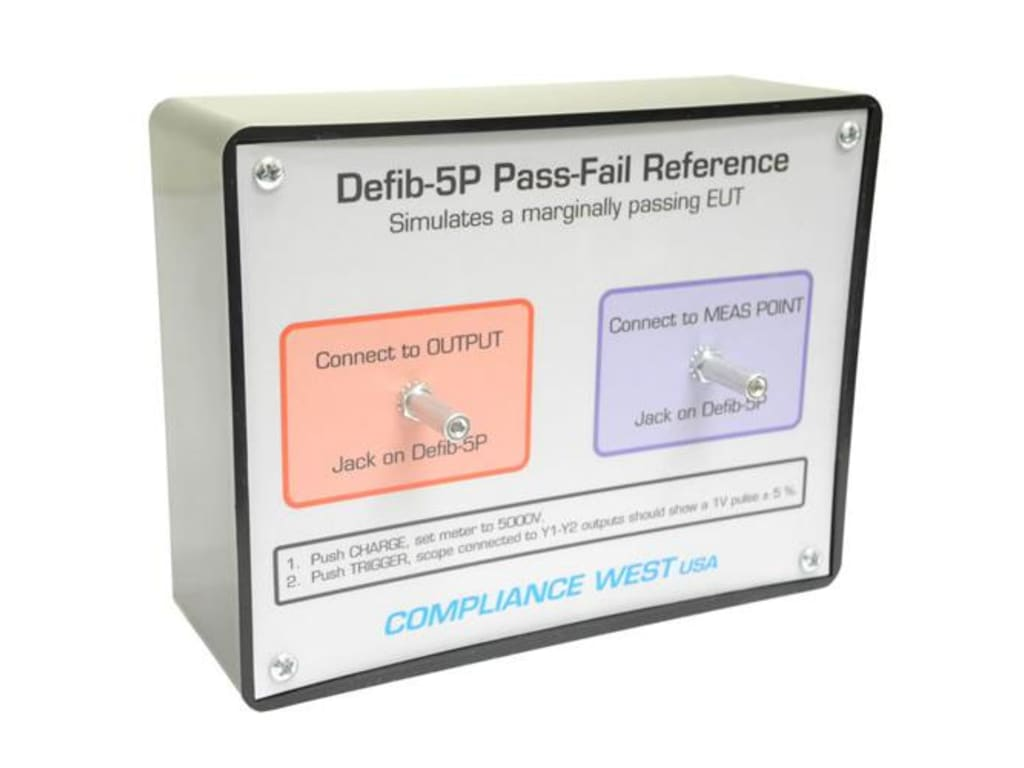 Defib-5 Reference