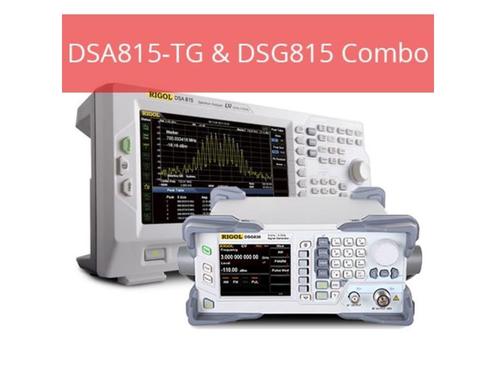 DSG815 DSA815 Combo