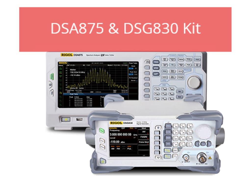 DSA875 DSG830 Kit