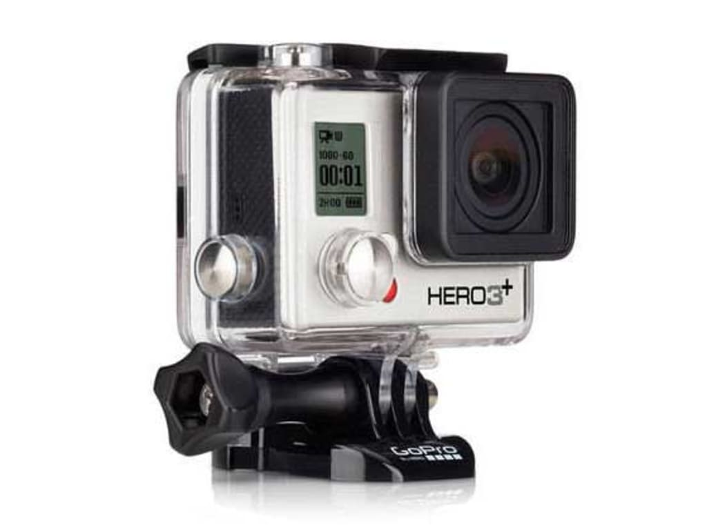 Dranetz GOPROH3 HDPQ-UG GoPro Hero3 Silver, SD card and HDPQ driver - For