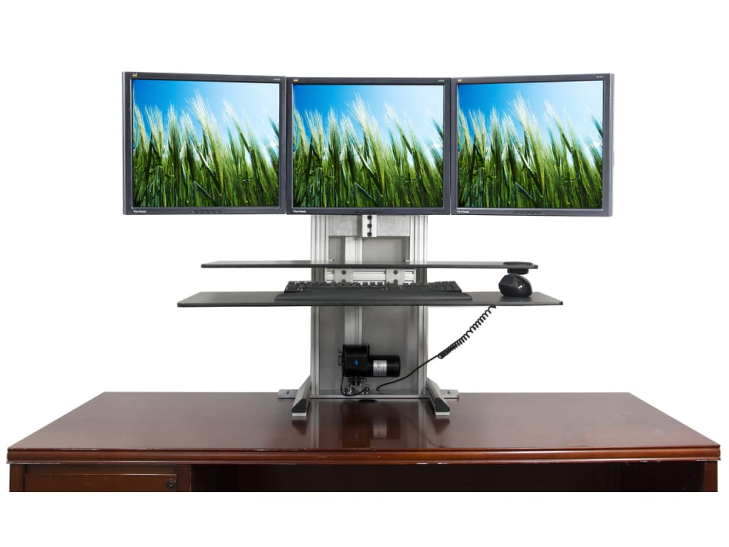 Ergotech 700 Ult S1736 G One Touch Ultra Sit Stand