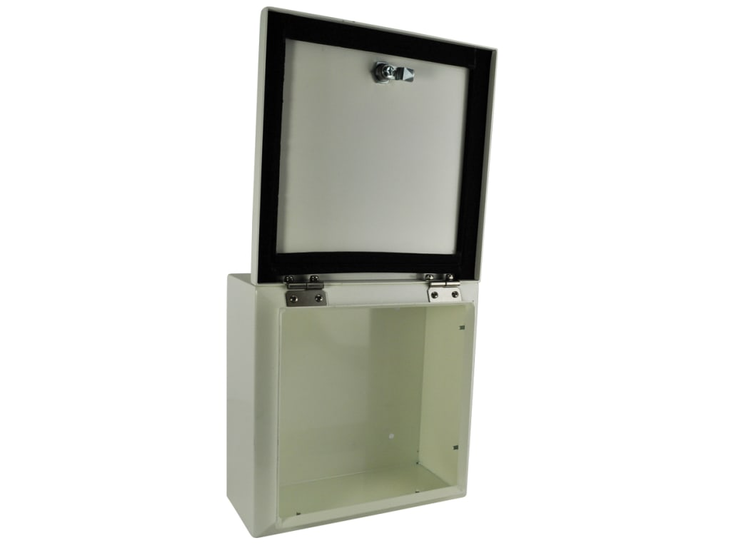 Fsr Owb Cp1 Wht Outdoor Wall Box And Cover With 2 And 3