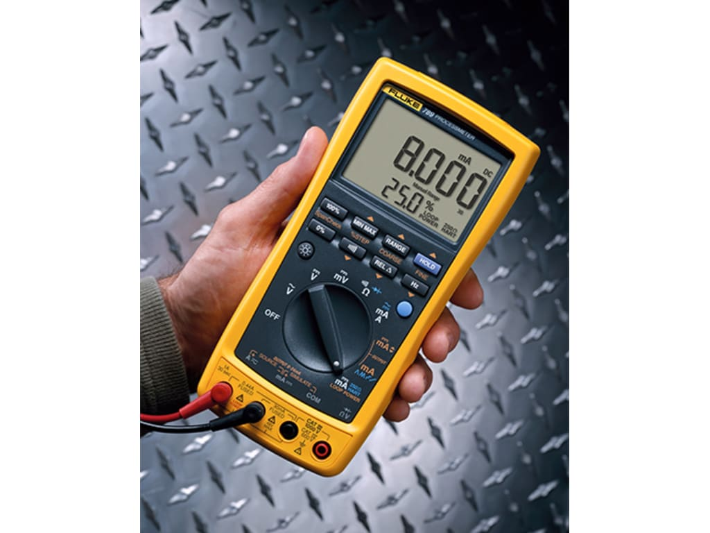 Fluke 789 Process Meter 250 Ohm HART Resistor | TEquipment on 2 wire capacitor wiring diagram, 5 wire capacitor wiring diagram, 3 wire capacitor wiring diagram,