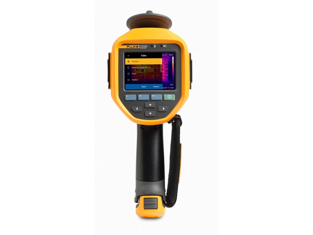 FLUKE THERMAL IMAGER WINDOWS 10 DRIVER
