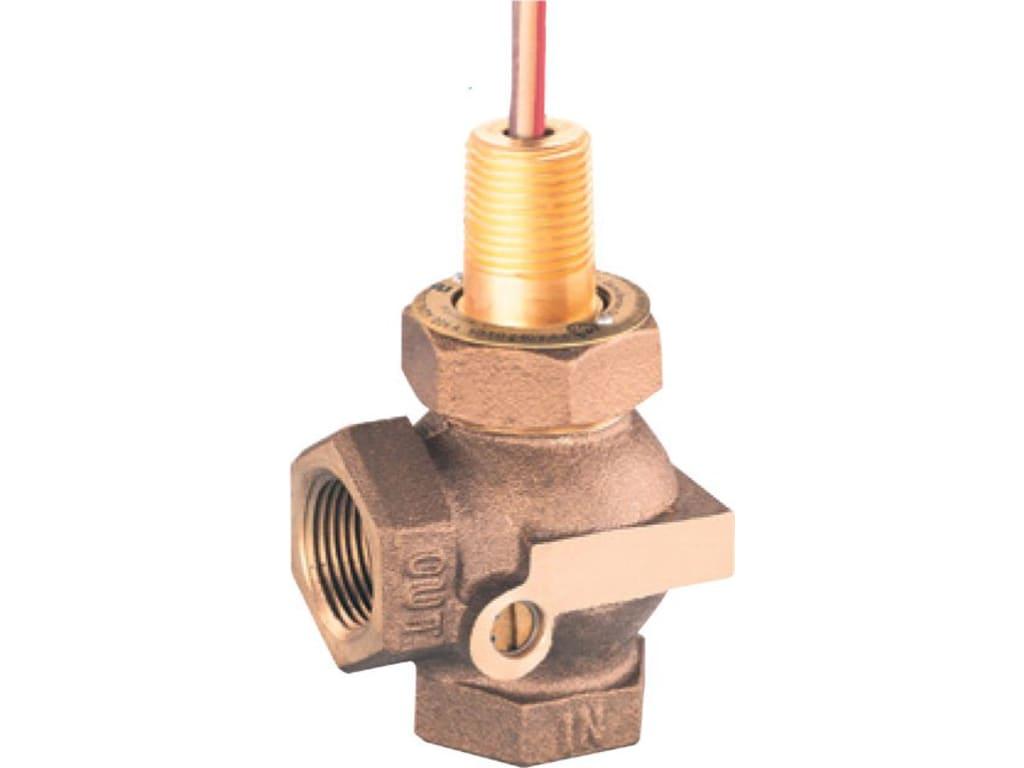 Elbow Shuttle Type Gems Sensors FS-400 Series Bronze Flow Switch 3//4 NPT Female 0.75 gpm Flow Setting