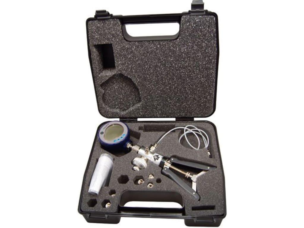 GE Druck PV211-104-P-2-10-G Pnematic Test Kit 100 Psi 7 Bar