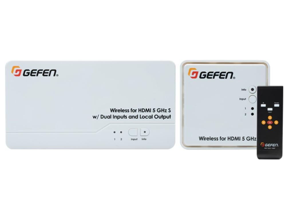 GEFEN WIRELESS HDMI DRIVER UPDATE