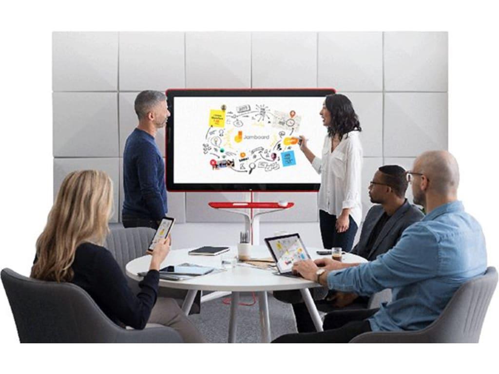Google Jamboard Interactive Whiteboards Screen Size 55