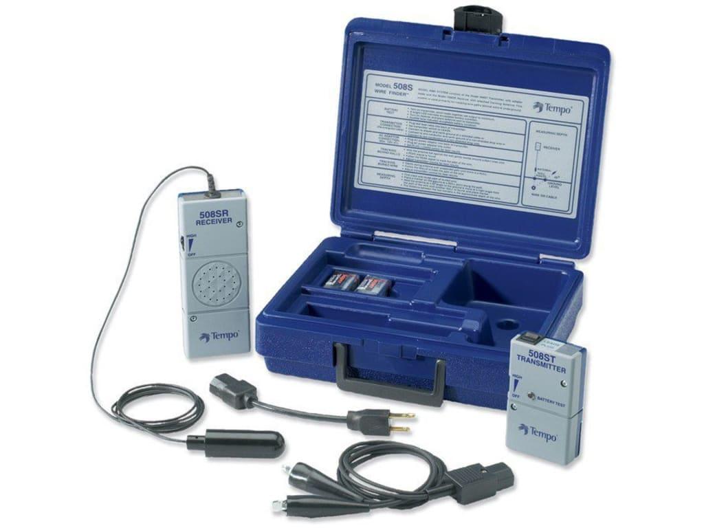 Greenlee 508s Wire Finder    Mini Locator