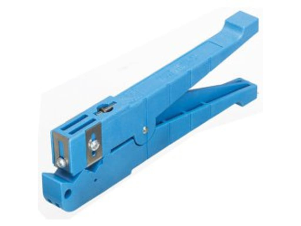 Think, electric coaxial stripper for