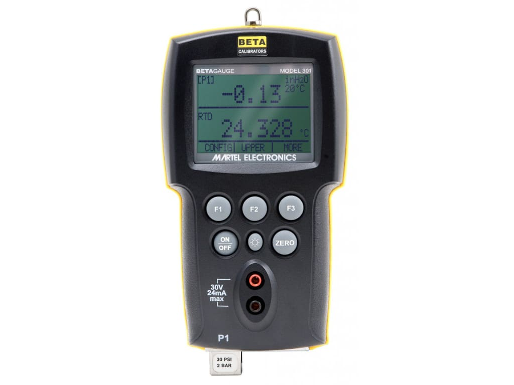 Martel 1919410 BetaGauge BG301-5 Single Sensor Pressure