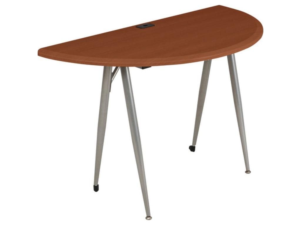 MooreCo Balt 90003 IFlex Small Half Round Table