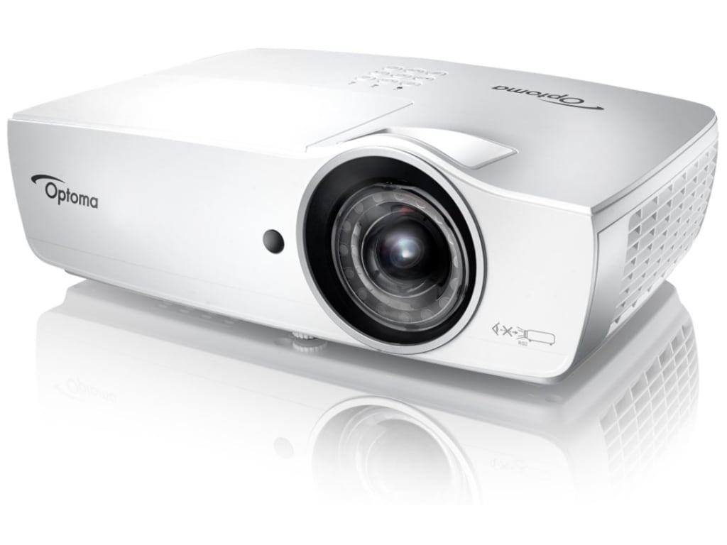 bacf36049 Optoma EH460ST DLP 1080p Full HD Business Projector, 4,200 Lumens ...