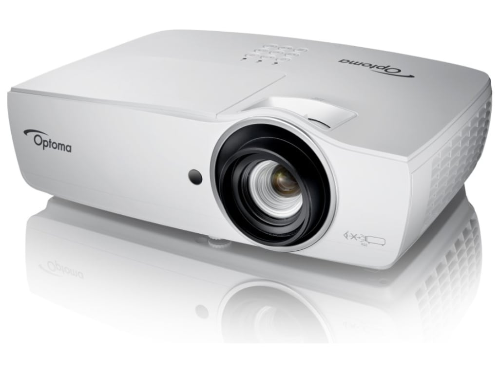 Optoma EH465 DLP 1080p Full HD Business Projector, 4,800