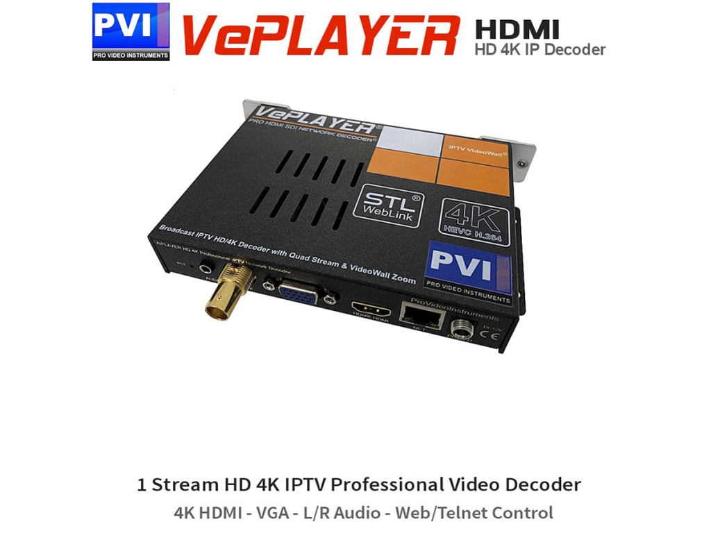 VePlayer HDMI
