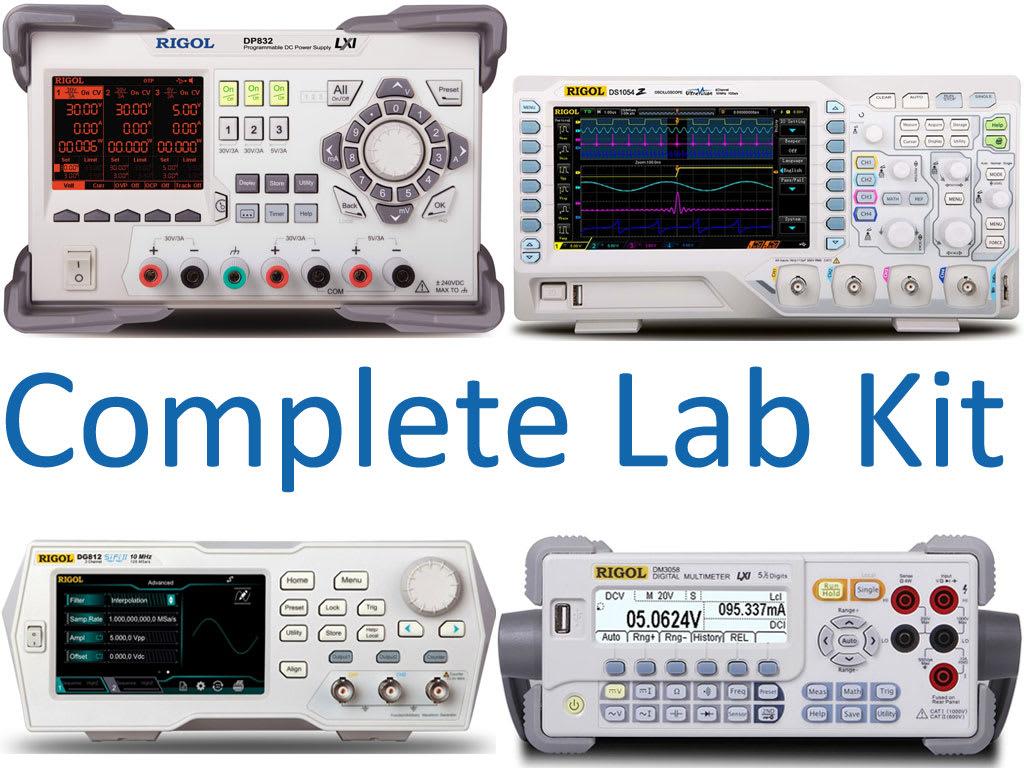 Complete Lab Kit