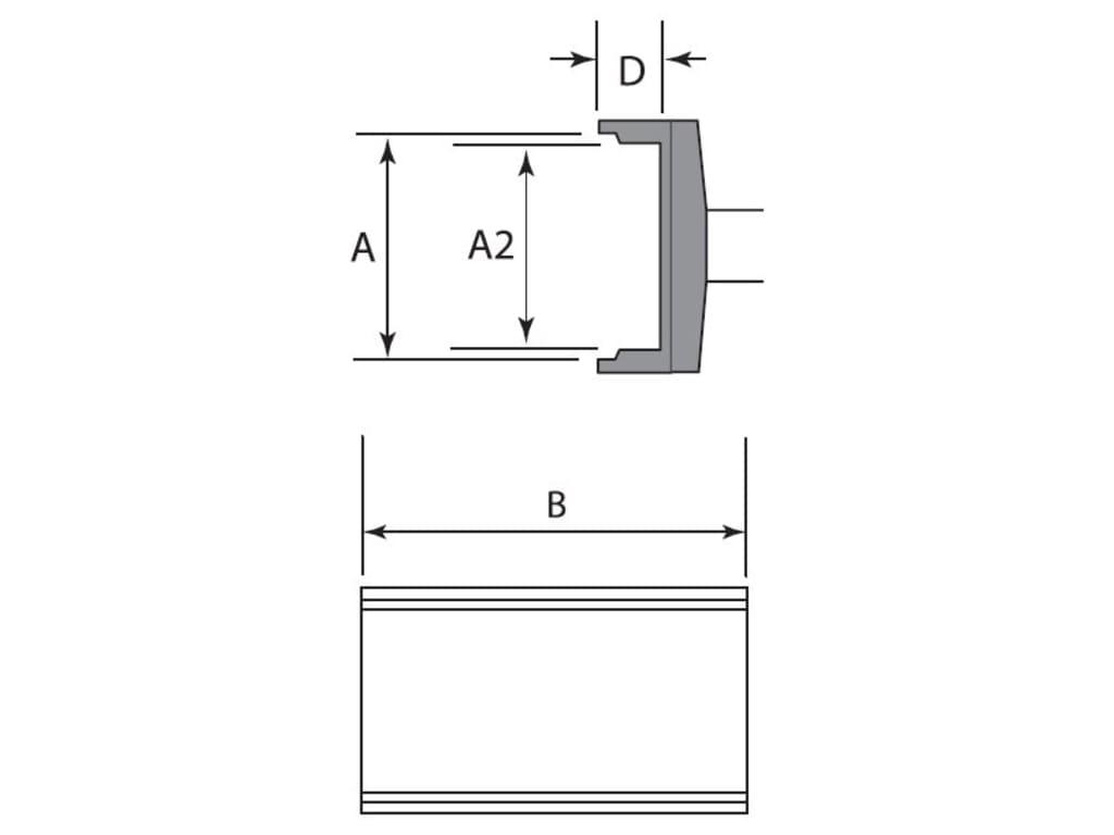 Metcal SMTC-020 Cartridge, Tunnel, SOMC-16 | TEquipment on