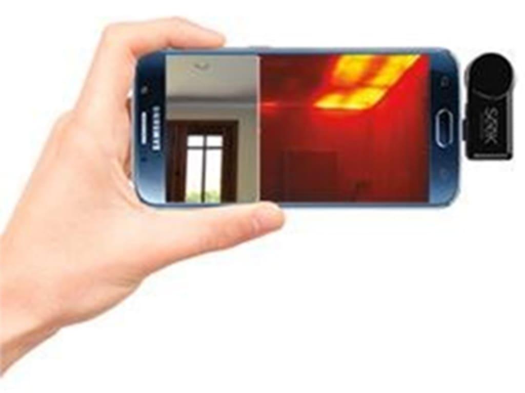 Seek Thermal Camera >> Seek Thermal Compact Android Camera 9hz Thermalcameraexperts