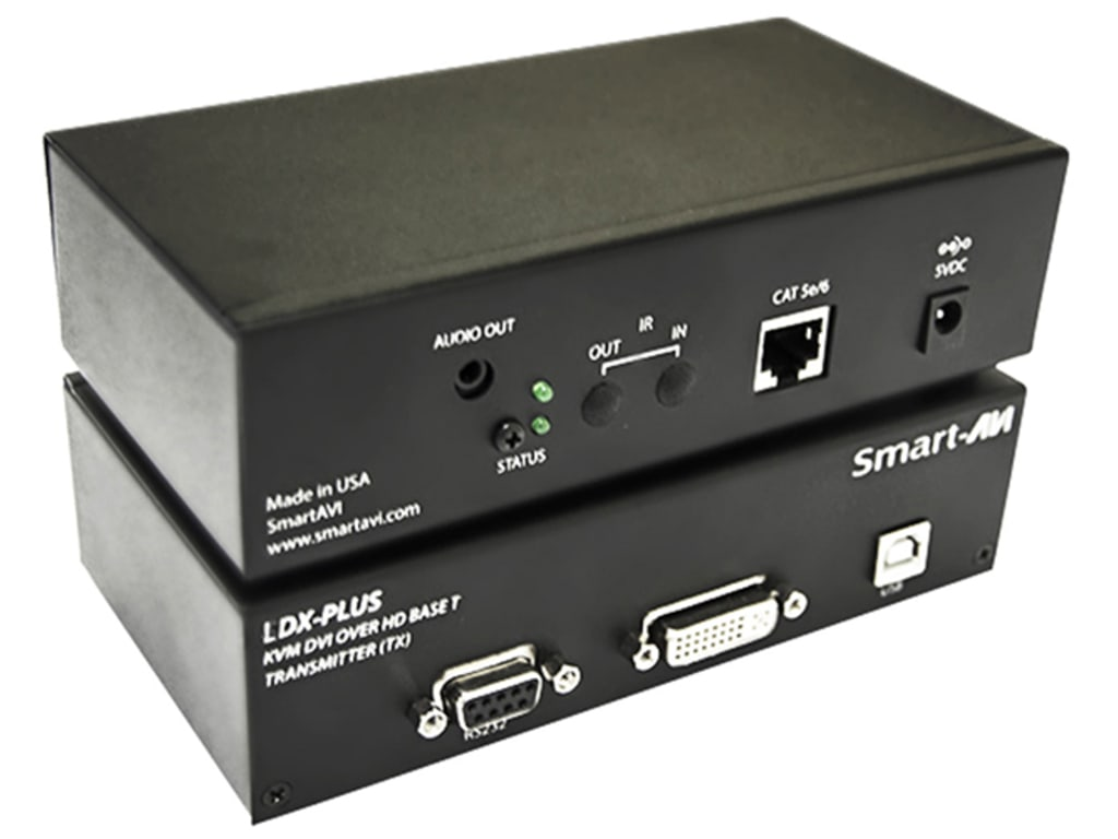68a9a3cde6d Smart-AVI LDX-PLUS-S Long Range DVI-D and Audio Extender | Touchboards