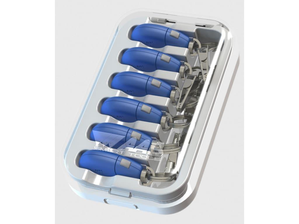 Aab Smart Tools Ts 100 6pk Tempsmart Temperature Tequipment