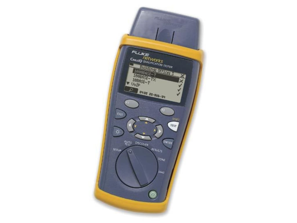FLUKE CABLEIQ DRIVER FOR PC