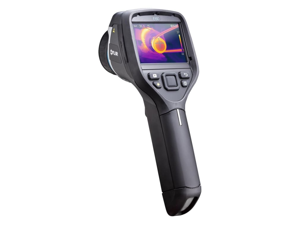 Flir E60 Handheld Thermal Imaging Camera Tequipment