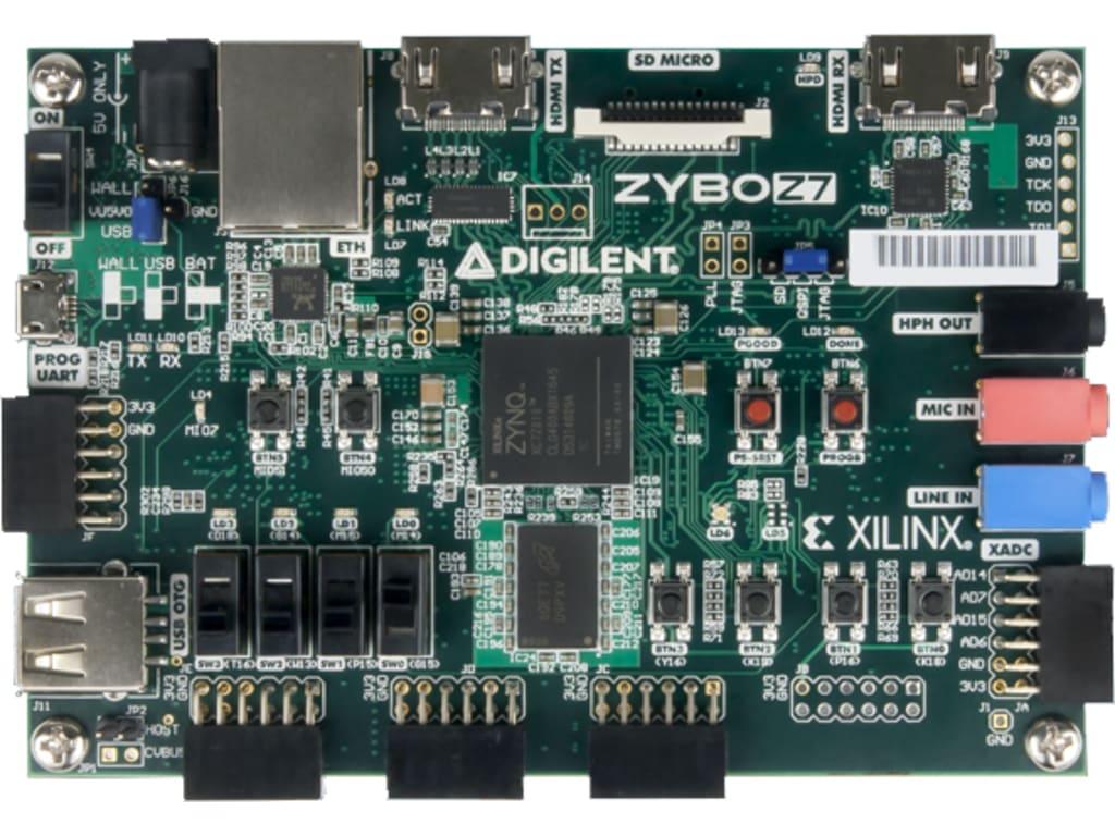 Zybo Z7-10 + SDSoC