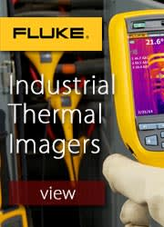 Fluke Industrial Thermal Imager