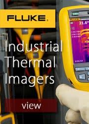 Fluke Industrial Thermal Imager