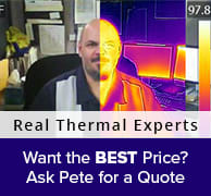 Real Thermal Experts Available