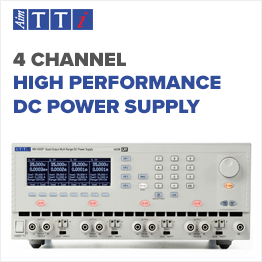TTI - 35V/3A 420W, Multi-Range, DC Power Supply