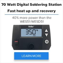 70 Watt Digital Soldering Station - Learn More