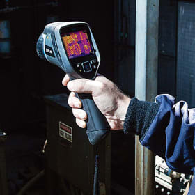 SALE - $2,999 - FLIR High Resolution Thermal Imager - 320 x 240 Resolution