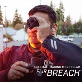 Flir Multifunctional Thermal Imaging Monoculars