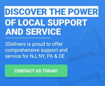 We offer local support and service for NJ, NY, PA & DE
