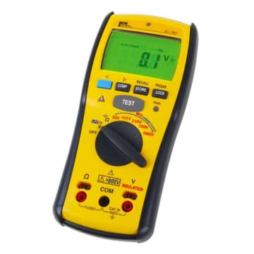 UEI Test Instruments DMEG3 Digital Insulation Resistance Tester