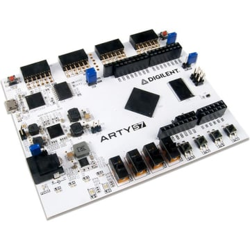 Digilent Zybo Z7-10 SoC Development Board | TEquipment