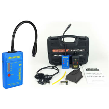 Accutrak VPE Standard Kit Ultrasonic Leak Detector | TEquipment