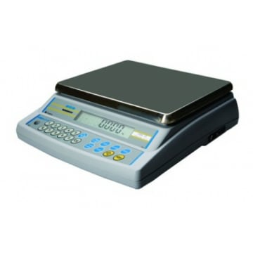 0.005lb//2g Readability 100lb//48kg Capacity Adam Equipment CBC 100a CBC Series Bench Counting Scale