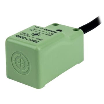 AUTONICS PSN17-8DN Rectngular Proxmity Sensr,12 to 24VDC,NO