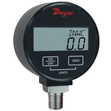 Range 0 to 300 psig Dwyer Instruments DPG-107 Dwyer DPG Series Digital Pressure Gauge +//-0.25/% Full Scale Accuracy