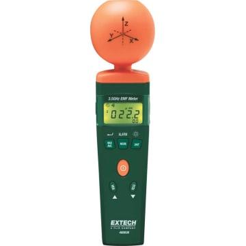 Extech EMF//ELF Electromagnetic Field Meter milliGausee or microTesla 480823