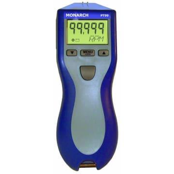 MONARCH Laser Tachometer,5 to 200,000 rpm PLT200