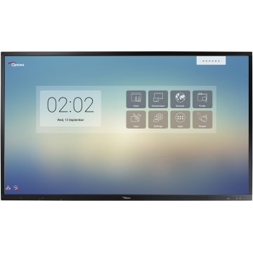 Optoma Creative Touch Interactive Flat Panel